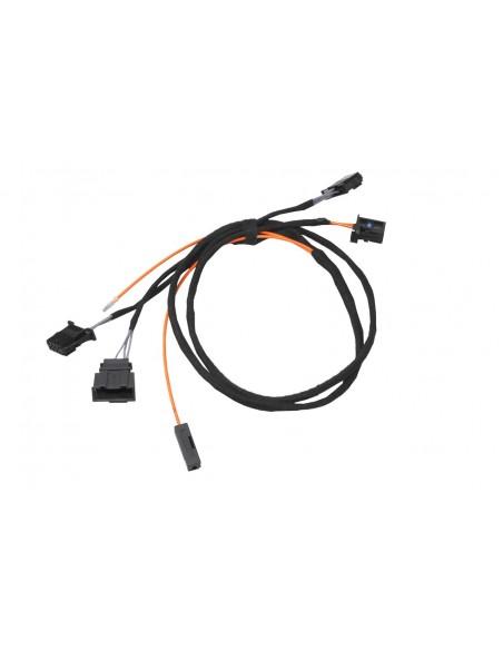 Aktivt avgassystem (Sound Booster) Skoda SuperB 3V