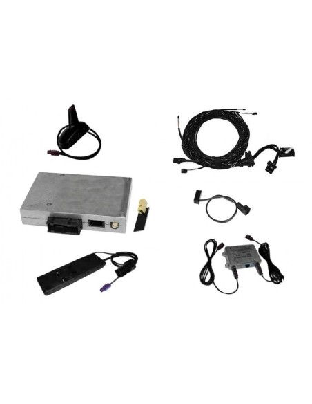 Aktivt avgassystem (Sound Booster) SEAT Leon 5F