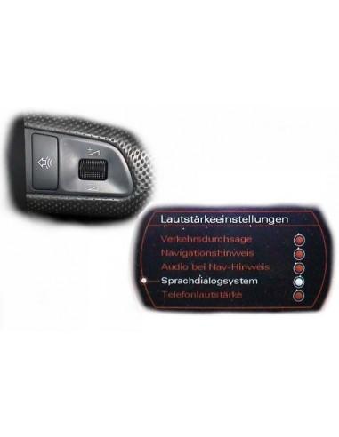 "Audi A4 7"" MMI-skärm/-display 8W1919604"