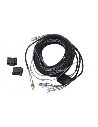 Antenn-adapter fakra rak till vinklad