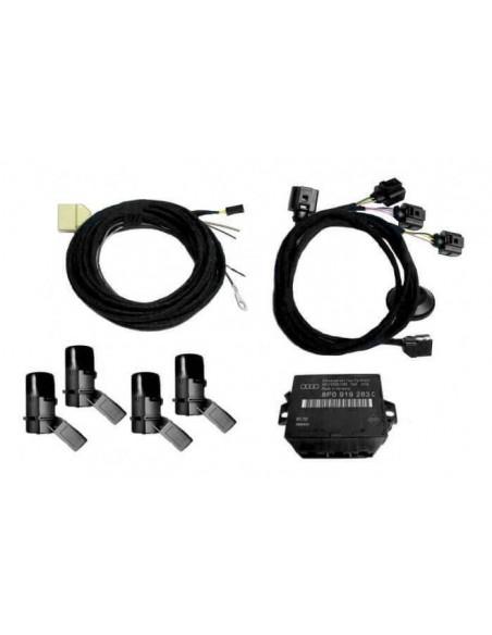 Aktivt avgassystem (Sound Booster) BMW 7 serie (F07)