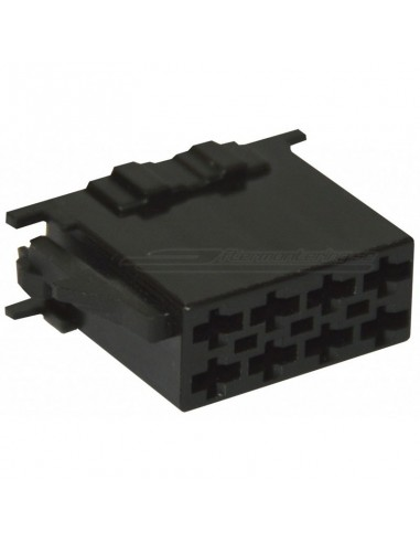 ISO kontakthus - 8-pin (hane)