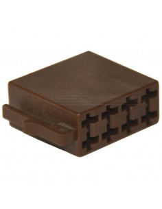 ISO kontakthus - 8-pin...