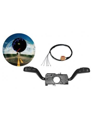 Integrerad backkamera för Audi Q5 8R med MMI navigation
