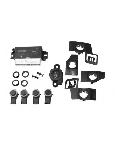 Fartkameror till Audi MMI navigation+ (MIB)
