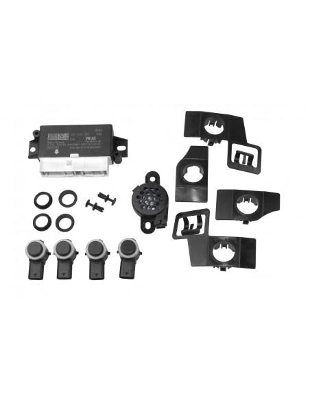 Fartkameror Audi MMI navigation (2018/2019)