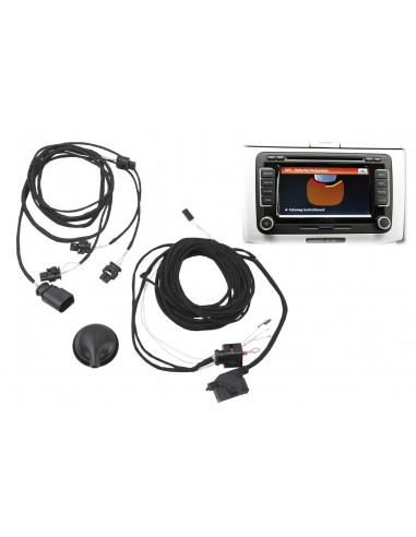 Fartkameror till RNS510 / Columbus / Mediasystem (MFD3)