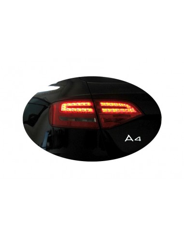 Audi original A4 / A5 / Q5 röd Start/Stop-knapp