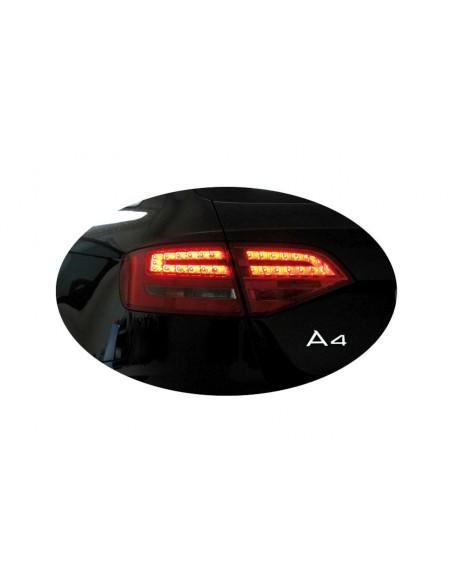 Röd Start/Stop-knapp Audi A4 / A5 / Q5