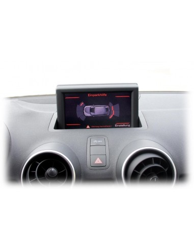 Audi MMI 2G Basic bluetooth & AUX-interface
