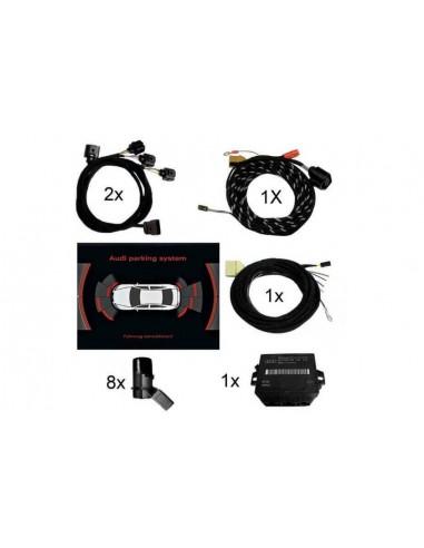 Elektrisk bagage / baklucka VW Touareg CR