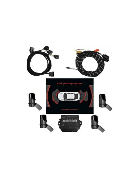 Helljus assistans (HBA) för Audi, VW, Skoda & SEAT (aktivering)