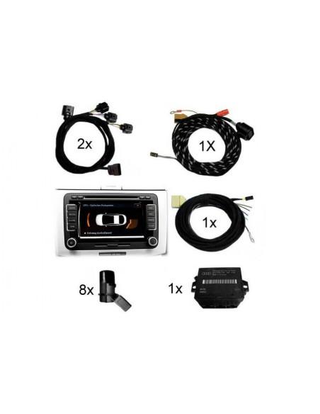 Backkamera för Skoda Rapid (NH)