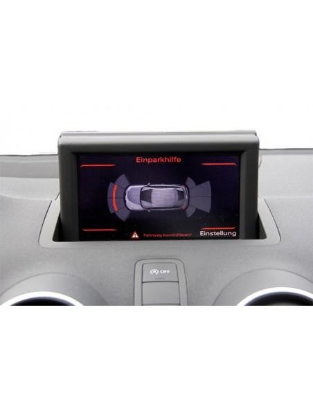Original backkamera för Audi Q3 8U