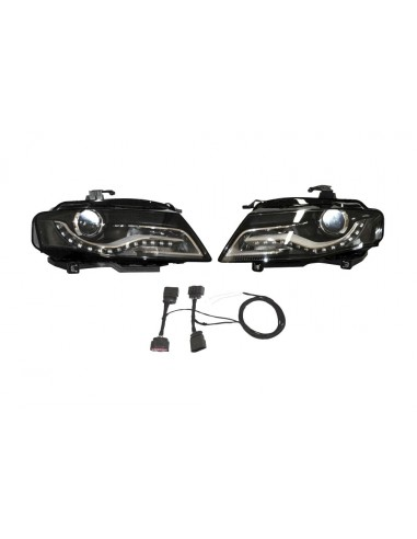 Air Suspension Control sänkning för Audi A6 / A7 4G