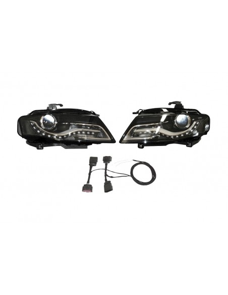 Air Suspension Control för Audi A6 / A7 4G (sänka luftfjädring)