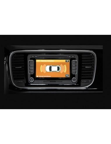 Bluetooth handsfree & musik för Mercedes