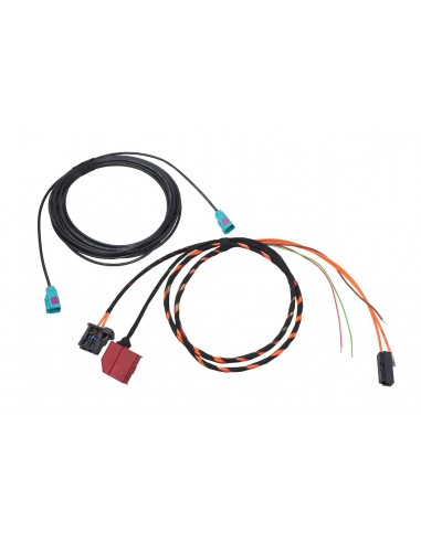 Bluetooth handsfree & musik för A4 / A5 / A6 / A8 / Q7