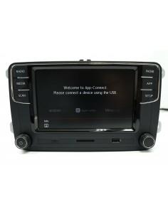 Radio med CarPlay & Android...