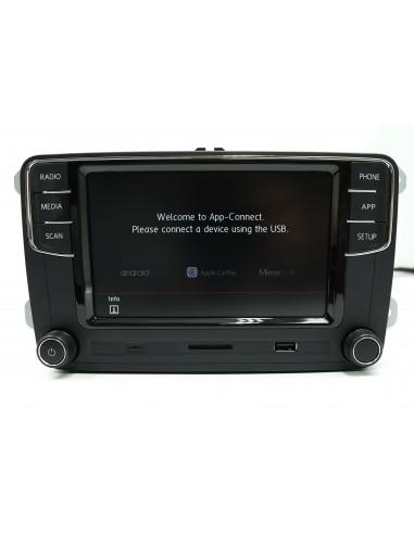 Radio med CarPlay & Android Auto för...