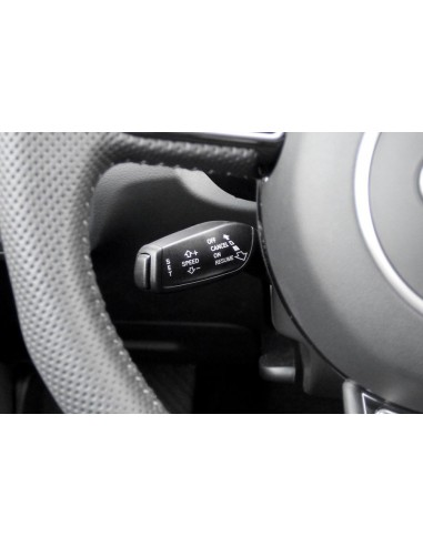 Audi black-optik emblem A6 / S6 / RS6
