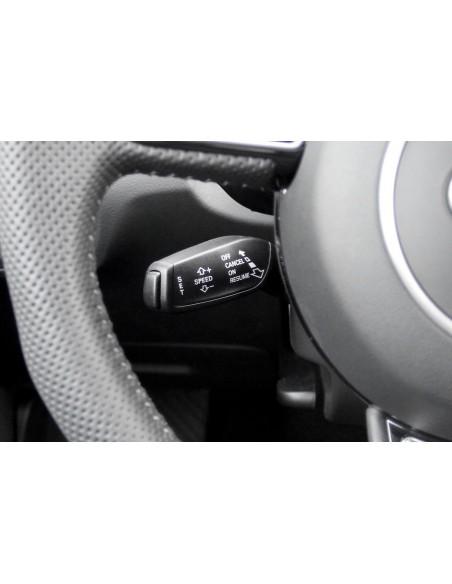 Front black-edition emblem Audi A6 / S6 / RS6