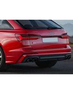 Slutrör (ändrör) för Audi...
