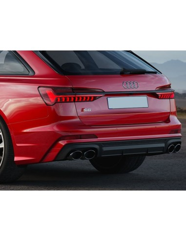 Slutrör (ändrör) för Audi A6 S-line...
