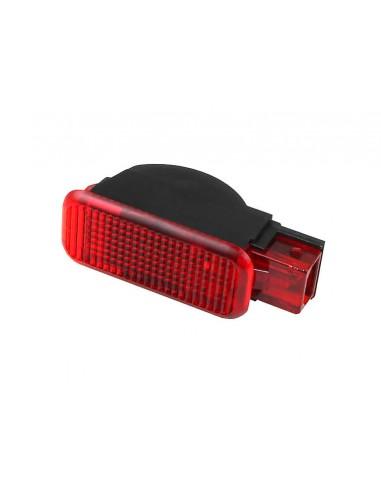 Varningslampor dörrbelysning Audi,...