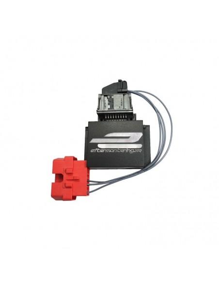 ISO kontakthus - 8-pin (hona)