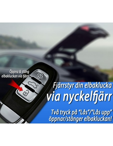 Audi CD-växlare huvudenhet