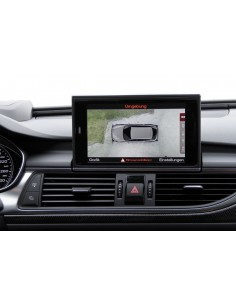 Audi 360° kamerasystem...