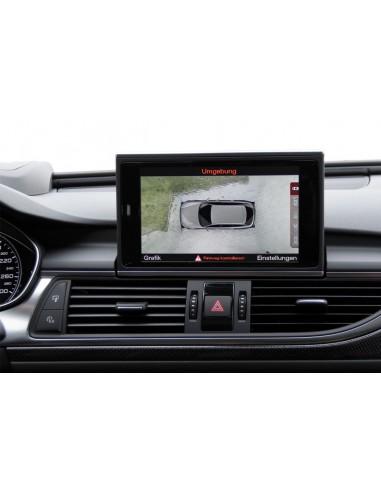 Audi 360° kamerasystem uppgradering...