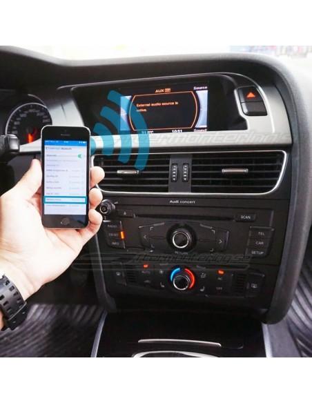 Fjärrstängning av elbaklucka VW Touareg (7L)