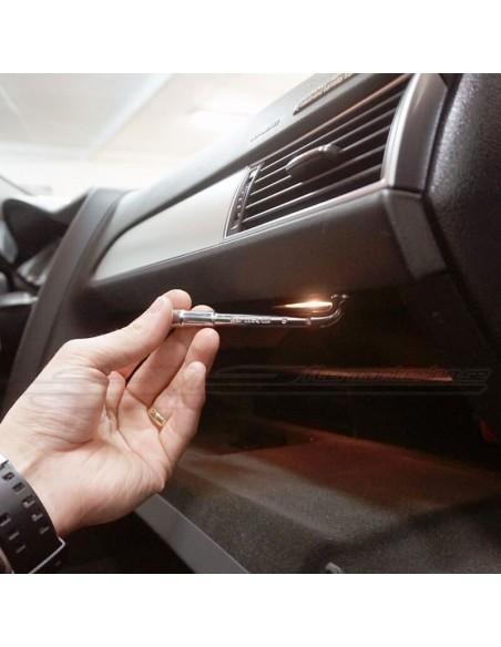 Fjärrstängning av elbaklucka Mercedes C-klass (W204)