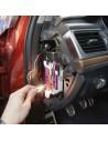 GSM-styrning av parkeringsvärmare i Audi A3 / A6 / A7 / A8 / Q7