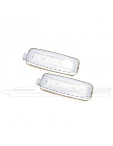 LED Make-up / smink lampa Audi original