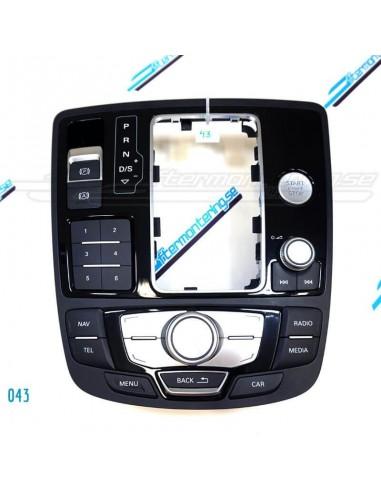 Audi MMI low knappsats med Start &...