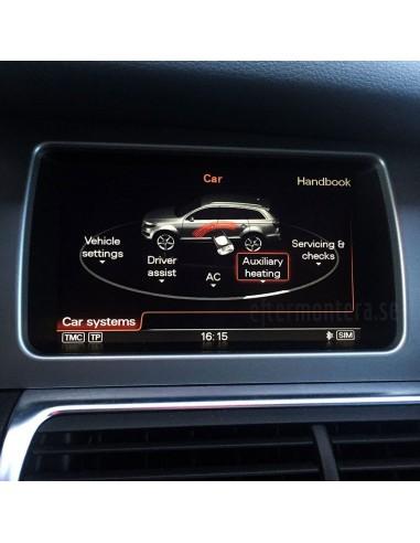 Diesel-/parkeringsvärmare för Audi Q7...