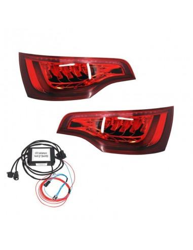LED baklampor Audi Q7 (facelift)