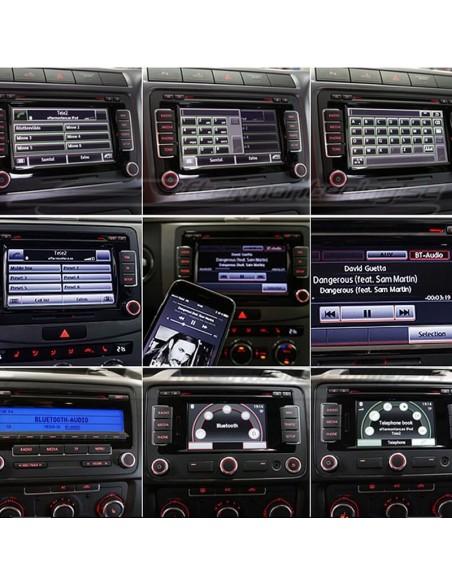 Viseeo Tune2Air - Bluetooth adapter för trådlös musik i Audi, VW, MB, BMW mm.