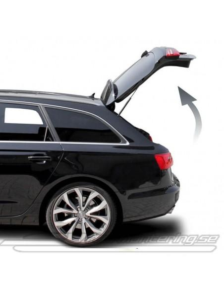 Aktivering / kodning / programmering av eftermontering i bilen