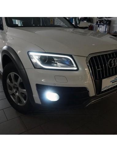 LED-dimljus Audi Q5 (CAN-BUS säkra)