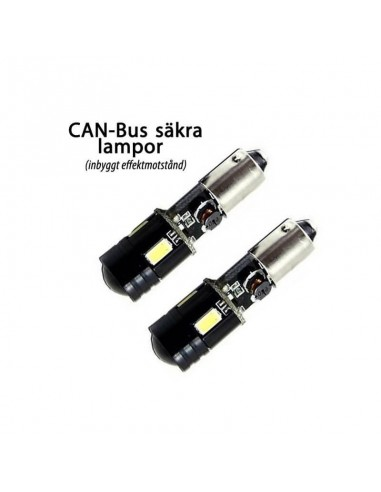 LED-backljus VW Passat CC (CAN-BUS...