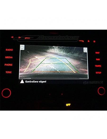 AUX-hona för fast installation i bil