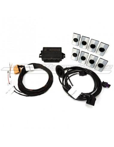 Kodning / aktivering av funktioner (VCDS / VAGCOM) i Audi A6 4G