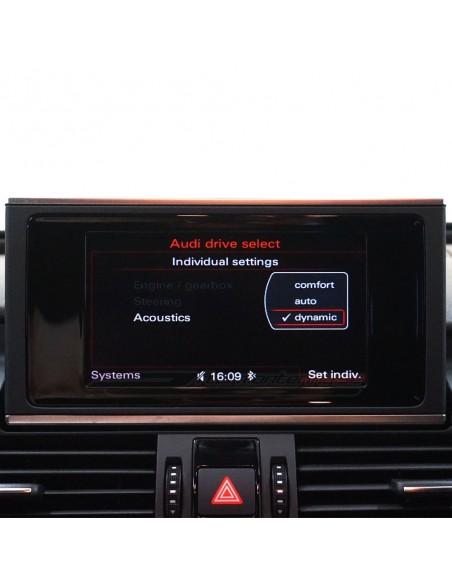 DMC 3 (AUX, USB, Bluetooth) för AUDI / VW / SKODA / SEAT