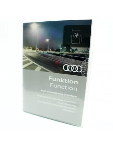 CarPlay aktivering för Audi A6, A7,...