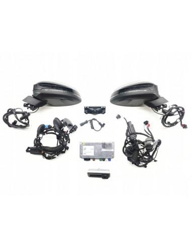 Area-view (360° kamerasystem) för VW...