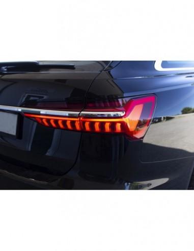 Baklyktor för Audi A6 4A / C8 med...